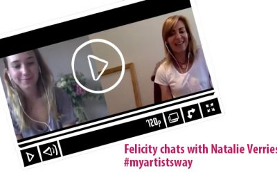 The Artists Way with Natalie Verriest #myartistsway