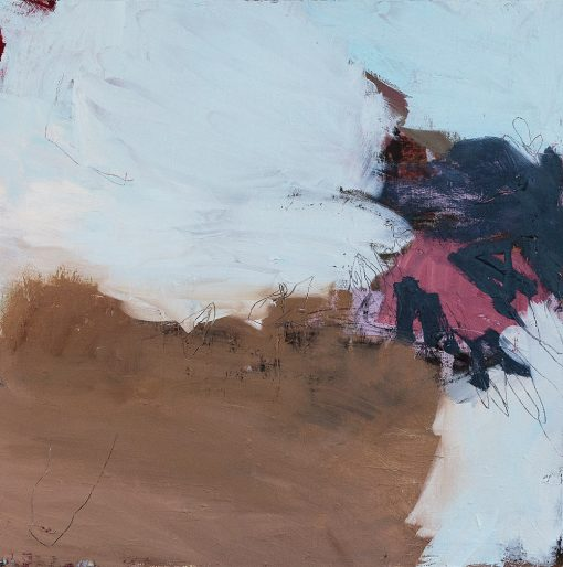 Clouds and Dirt - Abstract Art by Felicity O'Connor